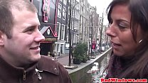 Stockinged Dutch Whore Doggystyled By Tourist - cherlyn porn thumbnail