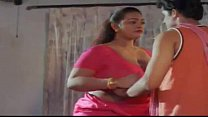 Mallu Actress Shakeela Hot Romance With Servent...