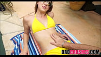 15051 Tanning With Daddy Fingering Orgasm preview