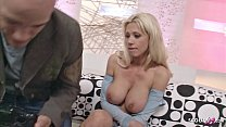 Perfect Big Tits Teen Tanya James Seduce to Fuck at Model Job