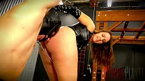 Farting Hang Up   Mistress Farts In Helpless Sl