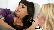 Goldie and Mercedes Carrera at Mommy's Girl image
