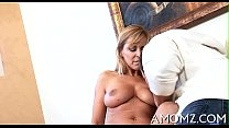 Fancy older fucked from behind thumbnail