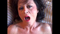 Smoking hot mature brunette