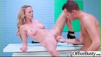 Hard Sex In Office With Big Tits Slut Girl (Jane Douxxx) video-14