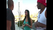 Free download video bokep Allie got tag teamed