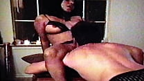 16866 Part 1/6 Sexy Exotic Latina, Indian, Persian, Native American Mix with huge 38 DD boobs gets her pussy licked until she has a shuddering spastic orgasm. preview