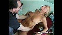 Russian Girl Takes A Ride On Ed Powers Cock صورة
