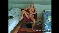 Russian Girl Takes A Ride On Ed Powers Cock - 9Club.Top