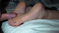 Cumming On Girlfriend's Feet #7 tumblr xxx video
