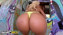BANGBROS - Blondie Fesser Gets Her Glorious Big Ass Fucked In Public By Nick Moreno! image