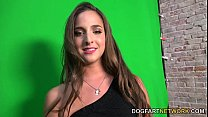 Behind The Scenes With Amirah Adara at DogFart Network Preview