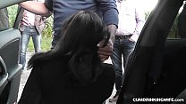 Slutwife Marion gangbanged by 20 strangers at a... Thumbnail