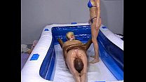 Mixed Oil Wrestling 025 - The A Team