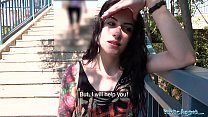 Public Agent Creampie climax for American beaut...