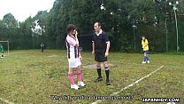 8620 She commited a foul now she gets the punishment preview