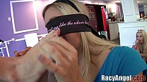 Party Of Foot #02 Kristina Rose, Monique Alexander, Charley Chase, Amy Brooke, S preview image