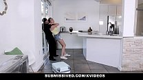Submissived - Hot Teen Fucked Rough Fucked By Boyfriend - 9Club.Top