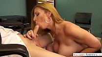 No work, let's jerk! A Labor Day fucking with Sara Jay thumbnail