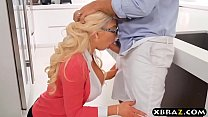 Huge tits and ass real estate agent fucks her married client - 9Club.Top