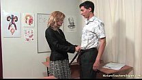 Russian mature teacher 4 - Katerina