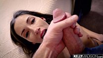 Gorgeous Model Clea Gaultier Assfucked Deep and Creampied