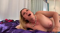 Stepmom gives virtual bj and gets a facial while dad is away JOI POV - Erin Electra
