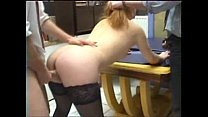 Maid anal fucked
