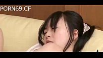 Asian Girl Watching Porn