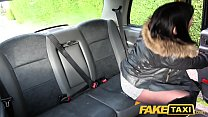 Fake Taxi Busty hot cock hungry cheating girlfriend fucked in cab thumbnail