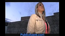 PublicAgent Jenkas hot body is bent over and fucked hard thumbnail