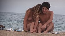 Boob Bonanza At The Beach Voyeur Video from www...