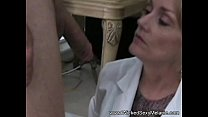Wicked Sexy GILF Doctor thumb