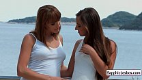 Sapphic Erotica Lesbos Free xxx video from www.SapphicLesbos.com 12's Thumb