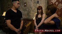Teen Partner's Daughter Caught By Mom And Coupl...