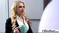 Sex Tape In Office With Slut Nasty Big Melon Tits Girl (alix lynx) vid-01