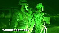 TOUR OF BOOTY - Rogue Military Soldiers Sneak Arab Hookers On Base