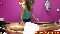 Real nuru masseuse cock riding customer thumbnail
