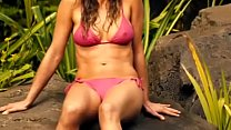 Jennifer Aniston Bikini Just Go With It NEW