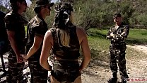 Pornstar Diana  Gold DP from Two Soldiers Near o Soldiers Near The Sea HD
