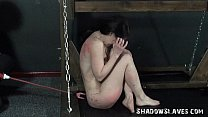 Teen amateur bdsm and extreme pussy to tears of kinky Kami in pain Vorschaubild