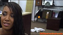 Ebony pawnshop amateur doggystyled in store />                             <span class=