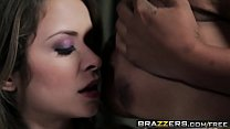 Brazzers - Hot And Mean - Emily Addison and Leilani Leeane - You Cheap Rug Munching Cunt
