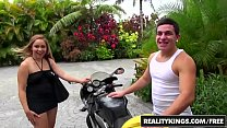 RealityKings - 8th Street Latinas - (Luna Delovo, Peter Green) - Thrill Rider image