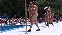 strippers raw and naked in public at awesome nudes a poppin festival indiana preview image