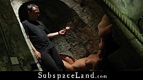 15880 Slaves suffering humiliation brutal fuck in The Castle submission Part 1 preview