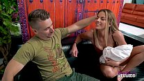 Daughter Losses her Virginity to her Step Dad - Sami St. Clair preview image