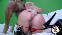 Xxvideo Indian ~ LECHE 69 Anal Creampie for Blondie thumbnail