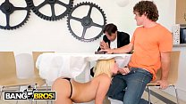 BANGBROS - Step Sister Bailey Brooke Corrupts Her Religious Step Brother With Dat Azz