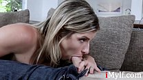 Cory Chase Gets Her Blonde Twat Fucked